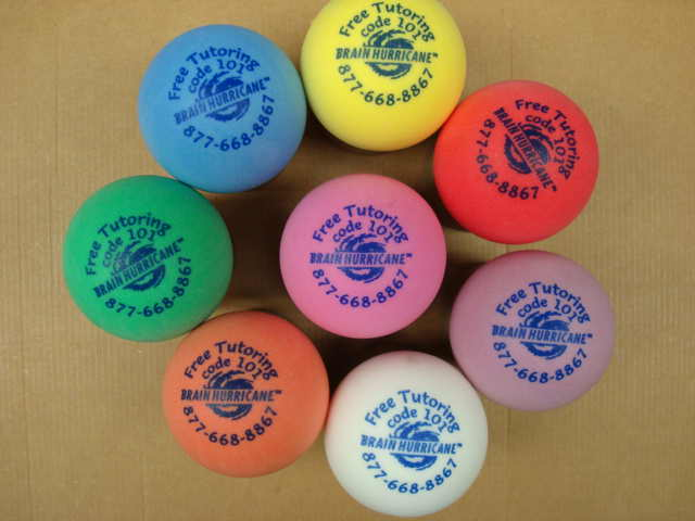 Educational Giveaways, Stress Balls